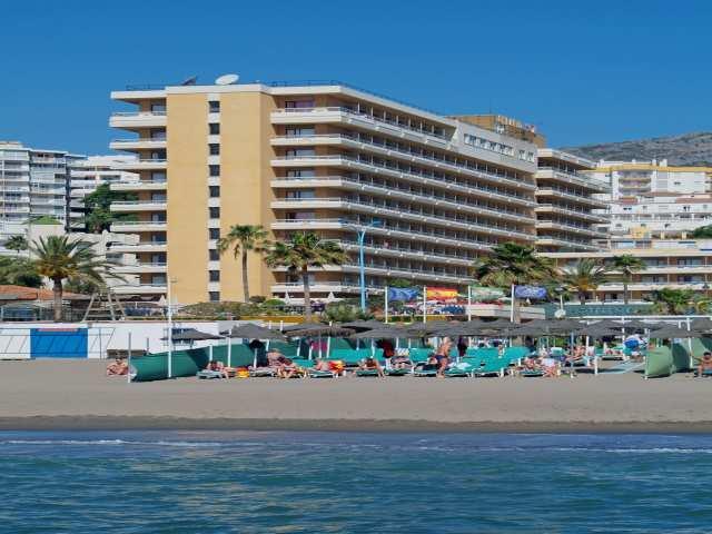 Sol don pablo hotel torremolinos