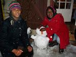 Bonne homme de neige