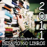 Desafío 50 libros 2011