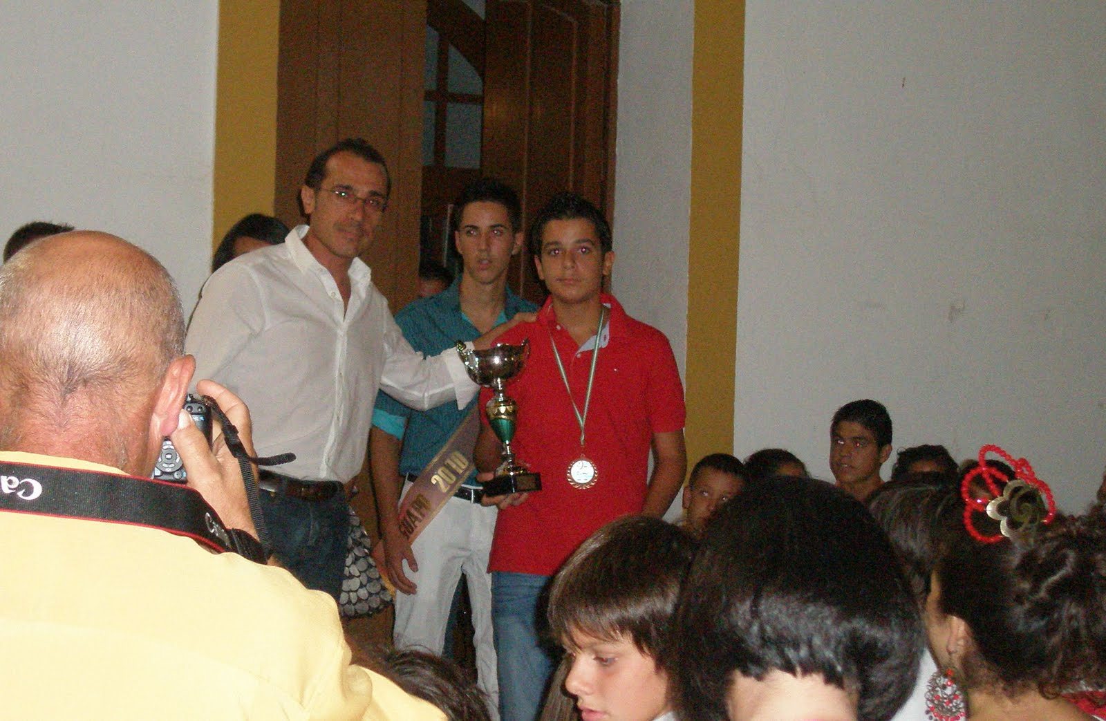 Club deportivo 30 grados trofeo de vencedores en la feria for Villanueva del rey