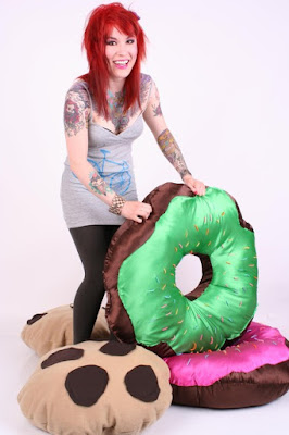 alisaburke: Inspiration: Donuts