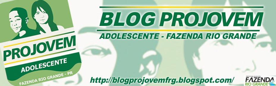 Blog S.C.F.V. ProAdolescente de Fazenda Rio Grande