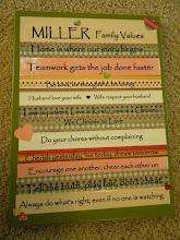 Custom Made Family Values