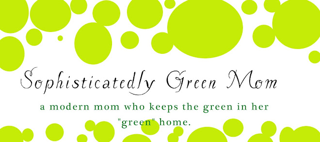 Sophisticatedly Green Mom