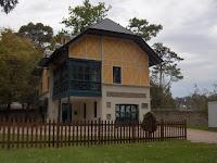 Casa en la finca de Mataleñas