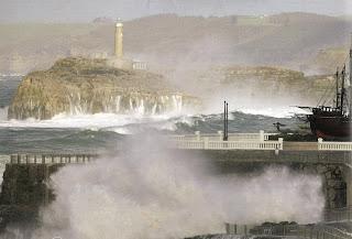Isla de Mouro, foto del diario montañes