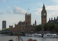 12-el parlamento desde el Támesis