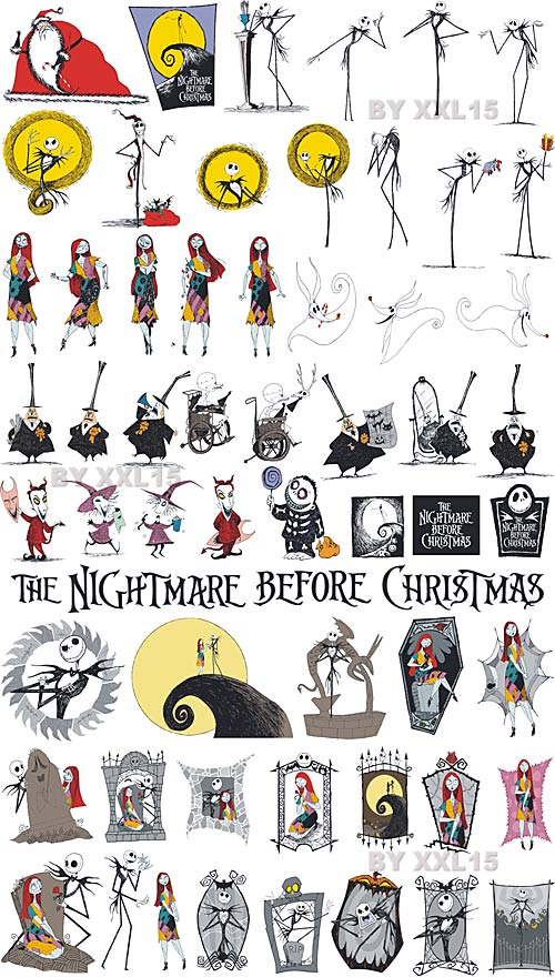 Nightmare Before Christmas Clipart | quotes.lol-rofl.com