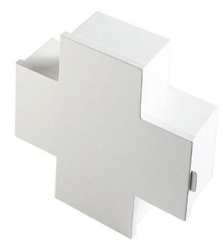 Remodelista: Cappellini Cross Cabinet