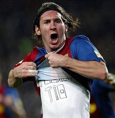 Lionel Messi - Barcelona-Real Madrid (AFP)