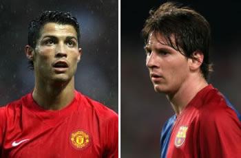 Eto'o Rates Messi Above Ronaldo