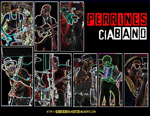 Perrines Cía band.