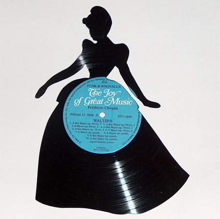 Vinyl Record Art | Cool Things | Pictures | Videos