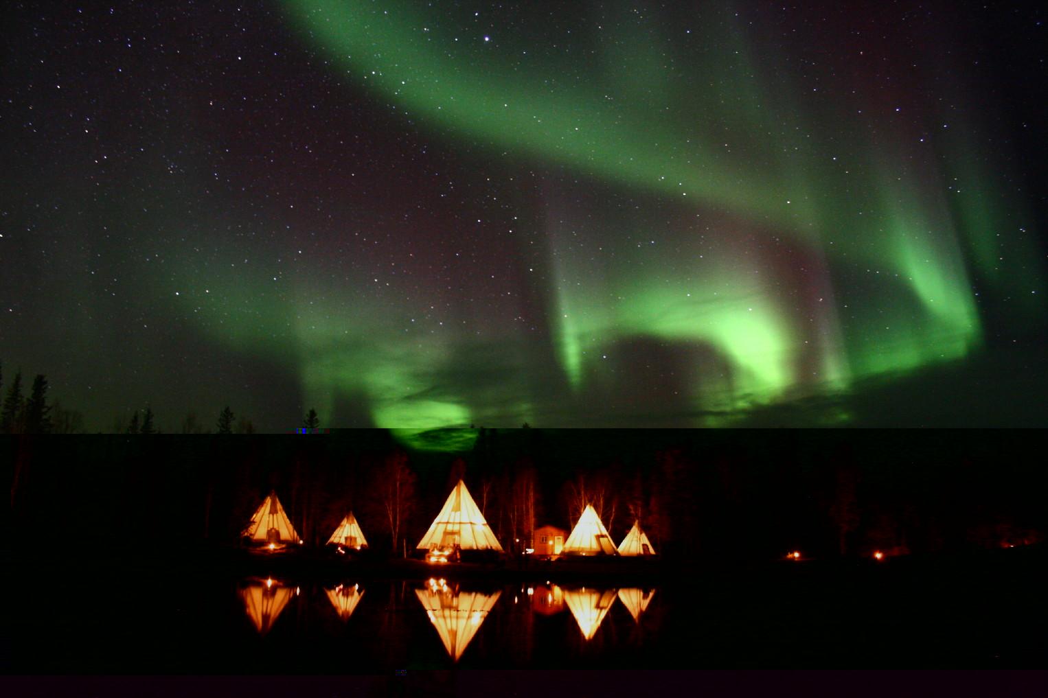 La Aurora Boreal Y Su Leyenda