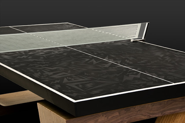 Cool Ping Pong Table Design Seen  On www.coolpicturegallery.net