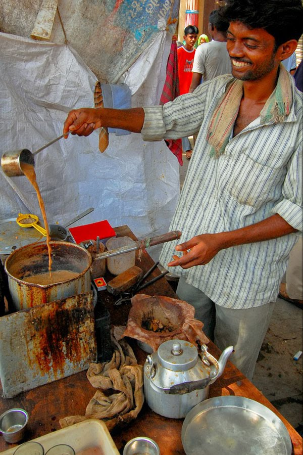 Masala Chai Tea: Delicious History