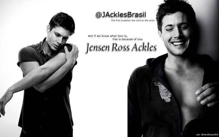 Jensen Ackles Brasil