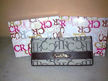 New Carlo Rino Wallet RM70
