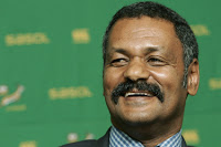 Peter de Villiers Springboks Coach