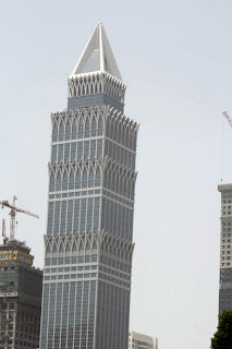 Dubai - Modern Skyscraper with Arabic Touch