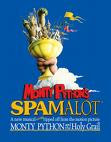 Monty Python Spamalot on Broadway