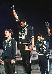 Salute Film - Mexican Olympics 1968