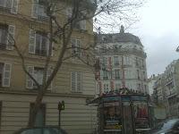 Le retour des pigeons a Paris