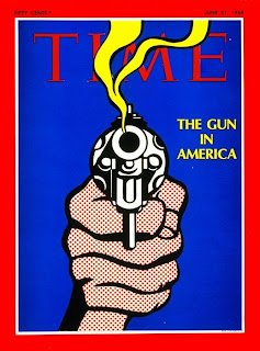 Time Magazine: The Gun in America