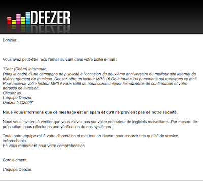Deezer Radio FM Screen Capture