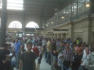 Gare du Nord SNCF Line