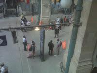 Gare du Nord Greve CFDT