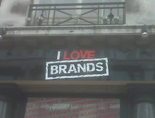 I Love Brands, Oxford Street, London