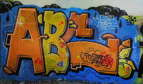 Wsus2 Search Results. Graffiti Letters ABC