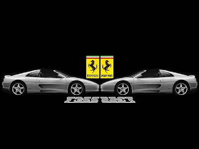 Ferrari F355 Wallpaper - Ferrari F355 Posters - Ferrari F355 Picture