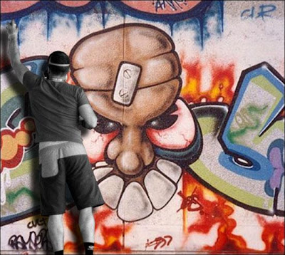 Graffiti Playdo