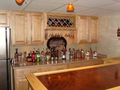 Free Home Bar Designs From Bill B Cincinnati Oh