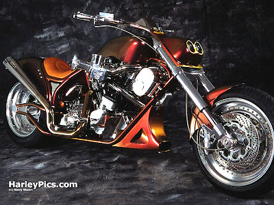 2009 Harley Davidson Engine Modifications Full Specification