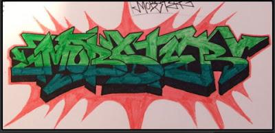 D Design Graffiti Alphabet In Graffiti Lettersing