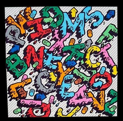 Free Graffiti Letters Alphabet