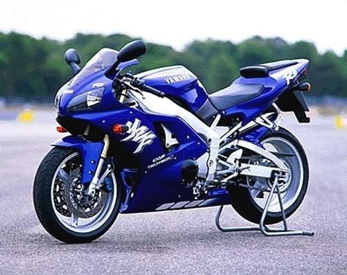 Motorcycle Diagram  1999 Yamaha Yzf1000 R1