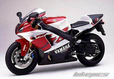 Yamaha Motorcycle on Yamaha Yzf R7 For Racing Motorcycles   Produced Only 500 Units  Is It