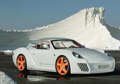 Porsche Custom Paint and Wheels