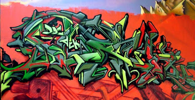 LEARN to make GRAFFITI Alphabet