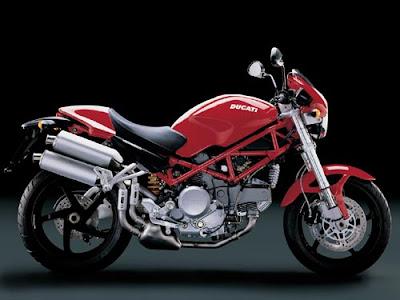 Ducati Monster S2R800