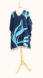 Batik Fabric Dress Gallery