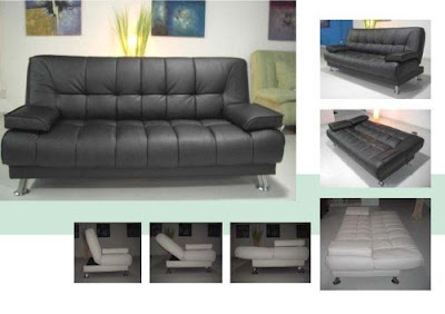 Black Sofa Interior Design
