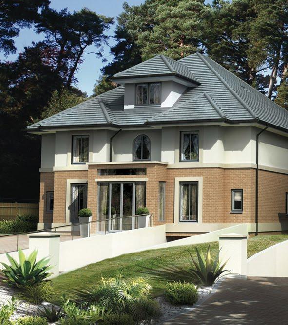 ICF Design Minimalist Modern Home - Minimalist Decorating Idea