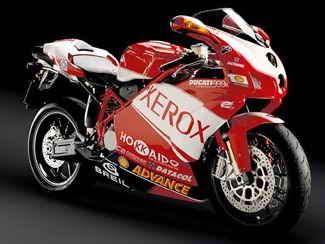 Motorsport Ducati 999R Xerox