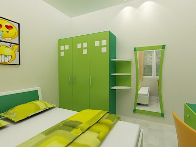 Interior Design Green Homes More Attractive - Minimalist Decorating
