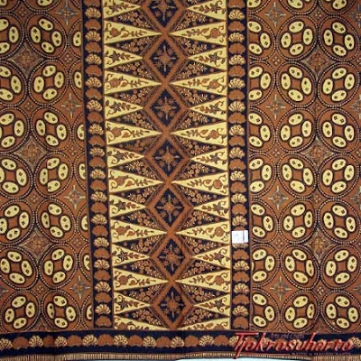 Cool Solo Batik Fabric